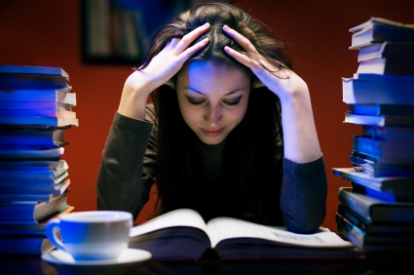 So Stressed? Shingles among stressed college students is not uncommon
