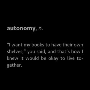 TLD Autonomy