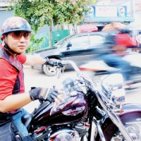 Motorcycle Clubs Team Up for Charity and Safety
